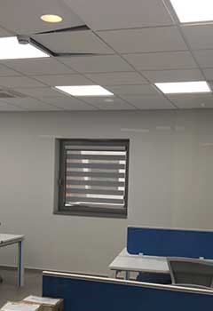 Affordable Aluminum Blinds For Newport Beach Office