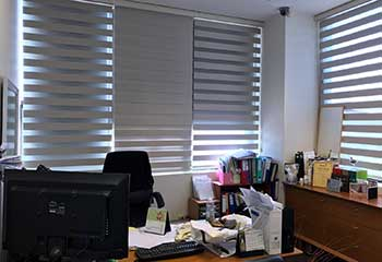 Aluminum Blinds Project | Newport Beach Blinds & Shades