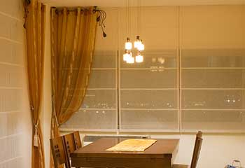Drapery in Santa Ana| Newport Beach Blinds & Shades, LA